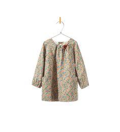FLORAL PRINT DRESS - Dresses - Baby girl (3 - 36 months) - Kids   ZARA Canada
