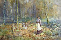 """Springtime"" by Joseph Kirkpatrick"