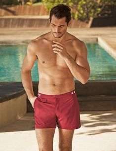 #New #DavidGandy for @marksandspencer #GandyForAutograph Swimwear Collection 2015 by @MarianoVivanco