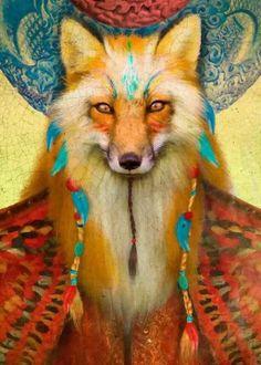 boho foxy