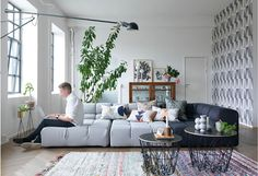Home Tour of Ferm Living Creator Trine Anderson