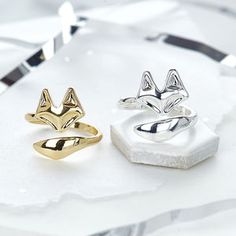 Fox Ring - view all gifts for her