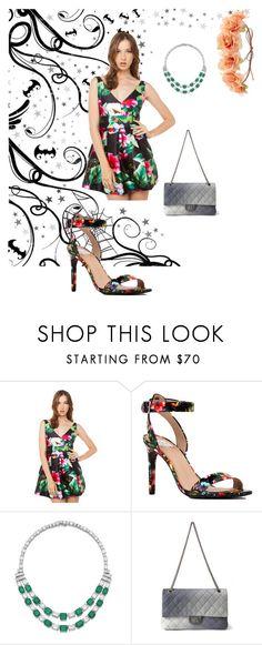 """""""Shopakira 1"""" by miranda-993 ❤ liked on Polyvore featuring Mode, Dolce Vita, Chanel, Charlotte Russe und shopakira"""