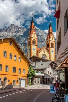 Imst in Tirol, Austria                                                                                                                                                     More