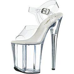 Pleaser Women's Flamingo-808 Platform Sandal