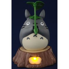 totoro lamp I want this for the nursery someday!!!