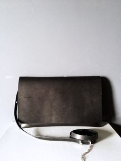 BLACK COLLECTIONHandmade Black Multi Clutch with by Xstudio, $86.00
