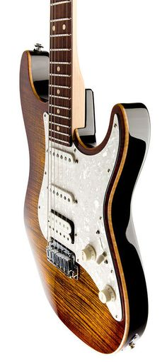 Suhr Standard with Natural Bindings!