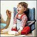 baby travel seat tutorial