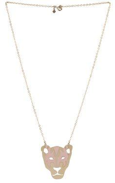 Alphabeta - Kiss Me Necklace