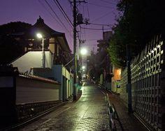 散歩のススメ「宿坂」東京都豊島区
