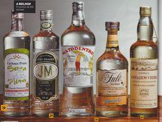 O Mapa da Cachaça participou do ranking das 10 melhores cachaças brancas do Brasil realizado pela Revista VIP em setembro de 2011.