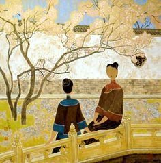 Uh Yongkai, Flower Season