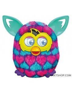Furby boom sweet verde rosa lilla