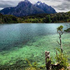 A walk around the lakes- Bariloche, Argentina