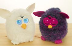 furbies ive had them since i was young