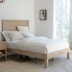 Boerum Bed Frame - Natural #westelm