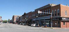 Mount Pleasant, Iowa, home of Iowa Wesleyan College