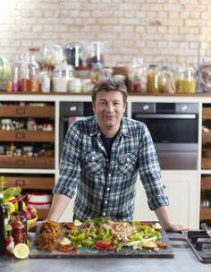 Jamie Oliver : 4 dîners en moins de 15 minutes - Elle à Table