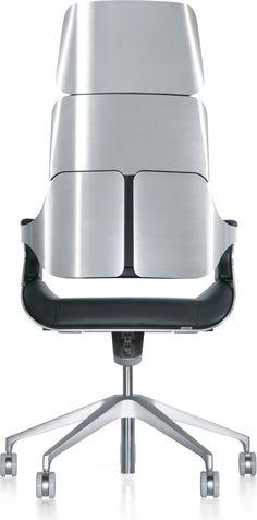 Interstuhl Silver Chefsessel hoch mit Synchronmechanik (362S)