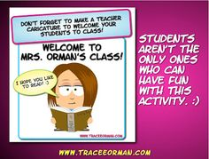 Mrs. Orman's Classroom: Back-to-School Activities to Inspire Creativity