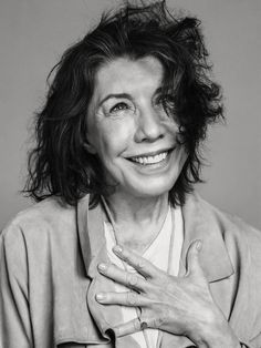 The fantastic Lily Tomlin!