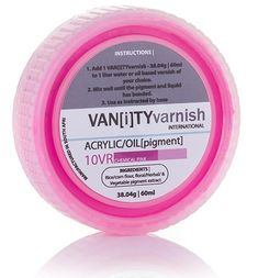 Vanity varnish is a colour pigment powder that can be mixed with Colortone Varnish to bring color to your wood and your life How To Varnish Wood, Pigment Powder, Color Mixing, Vanity, Pastel, Colours, Create, Life, Products