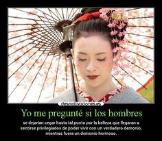 Memoria de una Geisha - #vientos del alma #Geisha#