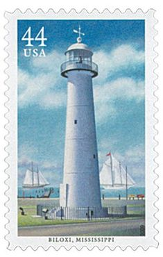 Six Series of US Lighthouse Stamps - Stamp Community Forum