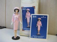 Hallmark 2005 Barbie Fashion Luncheon ornament