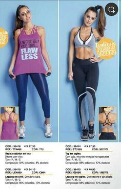 Moda Fitnes Bia Brazil no catálogo Golfran Fiancée