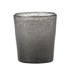 Glass HE Grey black sold by pols potten, http://vps18379.public.cloudvps.com.