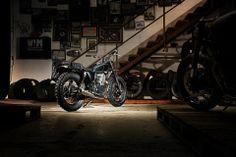 Grazie al suo design essenziale questa moto senza tempo può essere trasformata in una café racer, in una bobber o in una scrambler, permettendo al proprietario di creare una modello davvero unico e speciale.