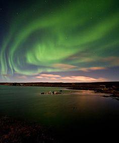 Aurora boreale by Peter Wallberg