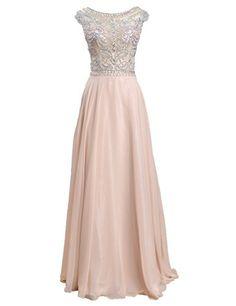 Meibida Women's Elegant V-Back Rhinestones and Beaded Floor Length Prom Dresses Meibida http://www.amazon.com/dp/B00QLDQH8Y/ref=cm_sw_r_pi_dp_vVr7ub1Z5NFBR