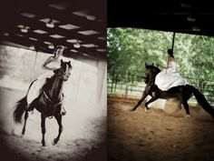 barrel racing trash the dress - Google Search