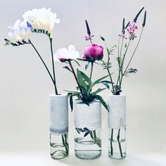 Some beautiful vases from concrete and recycled glass by @fraeulein_marie_ . . . . . . . #visitvienna #wieneralltag #vienna_scene #wienmalanders #instavienna #handcrafted #madebyhand #makersmovement #makersgonnamake #maker #handmadelove #makers #ilovehandmade #craftbuzz #bestofhandmade #handmadeisbest #shophandmade #madebyhand #designfair #designer #sustainable #upcycle #recycle #ecofriendly #sustainablefurniture #concretelove #concretedesign #concretedecor #concreteart #concrete Concrete Art, Concrete Design, Sustainable Furniture, Recycled Glass, Handmade Shop, Vienna, Vases, Upcycle, Glass Vase