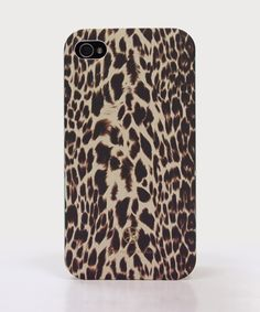 Cute iPhone case cheetah
