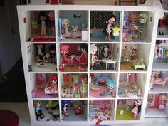 I'll totally wanna do this but on a much smaller scale in my room. I also love tiny doll houses but the good ones are hard to come by.