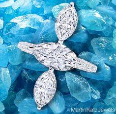 #jewelry #finejewelry #diamonds #marquis #ring #engagementring #luxury #MartinKatz #MartinKatzJewels