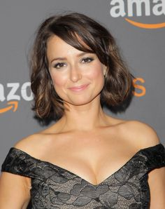 Actress Milana Vayntrub attends Amazon Studios Golden Globes Party at The Beverly Hilton Hotel on January 8, 2017 in Beverly Hills, California.