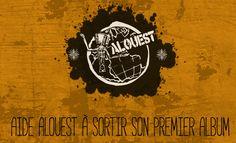 Aide Alouest à presser son premier album.