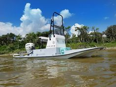 The Shallow Sport Texas Style Scooter Fishing 101, Fishing Rigs, Fishing Boats, Shallow Water Boats, Fishing Boat Accessories, Power Catamaran, Saltwater Fishing, Saltwater Boats, Bay Boats