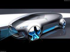 Mercedes Benz Vision Tokyo Concept 2015