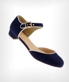 Mary Janes from J. Crew