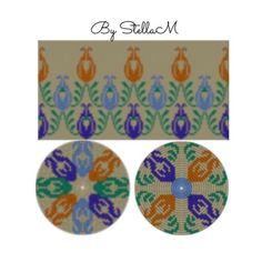 PATTERN: Compilation 2 - Set of wayuu mochila patterns wayuu bag pattern - mochila bag pattern - tapestry crochet pattern CHARTED pattern Ethnic Patterns, Graphic Patterns, Bag Patterns, Tapestry Crochet Patterns, Crochet Shoulder Bags, Tapestry Bag, Crochet Projects, My Etsy Shop, Cross Stitch