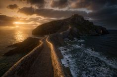 The path of the Righteusness by Enrico Fossati