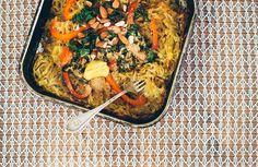 Röstischotel met zuurkool