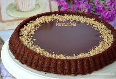 Bolo black and white passo a passo Food Cakes, New Cake, Recipe Steps, Chocolates, Cakes And More, Vanilla Cake, Chocolate Cake, Cake Recipes, Berries