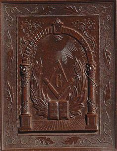 1800s 1900s Masonic Scrapbook
